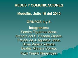 NORMAS INTERNACIONALES SEGÙN EL TIPO DE REDES.
