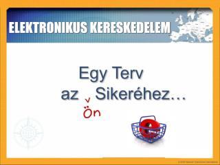 ELEKTRONIKUS KERESKEDELEM