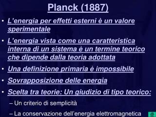 Planck (1887)