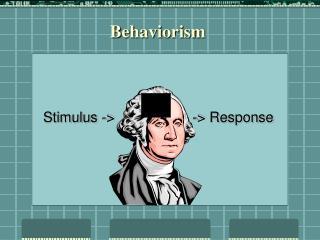 Stimulus ->