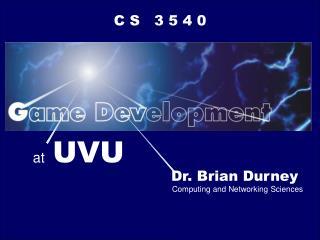 at   UVU