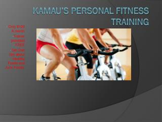 Kamau's Personal Fitness Training