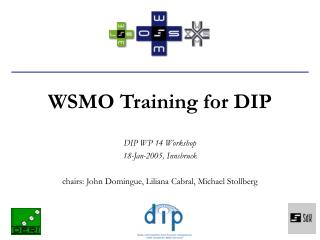 WSMO Training for DIP