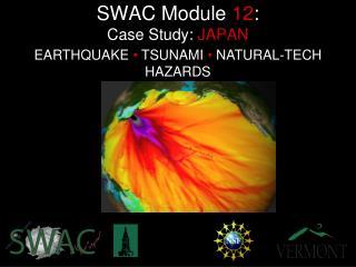 SWAC Module  12 :  Case Study:  JAPAN