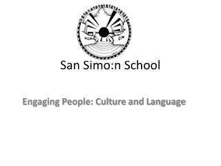 San  Simo:n  School