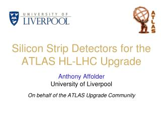 Silicon Strip Detectors for the ATLAS HL-LHC Upgrade