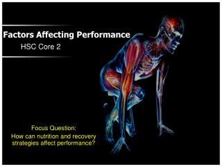 Factors Affecting Performance