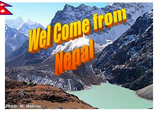 Wel Come from Nepal
