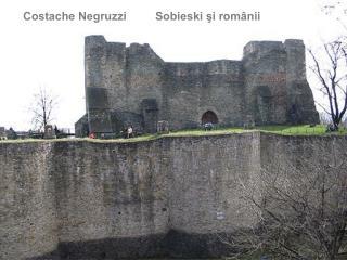 Costache Negruzzi         Sobieski şi românii