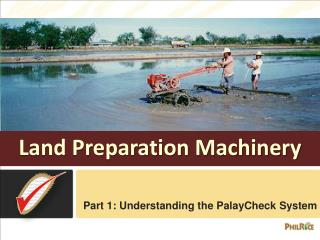 Land Preparation Machinery