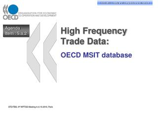 High Frequency Trade Data: