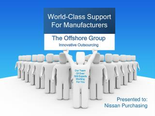 World-Class Support For Manufacturers