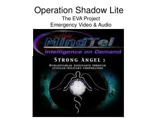 Operation Shadow Lite