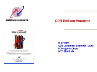 CDR Roll  out Practices