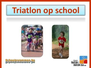 Triatlon op school