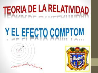 Y EL EFECTO COMPTOM