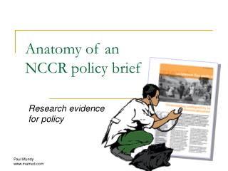 Anatomy of an NCCR policy brief