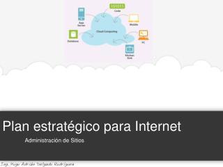 Plan estratégico para Internet