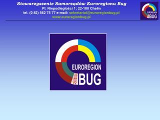 Terytorium Euroregionu Bug