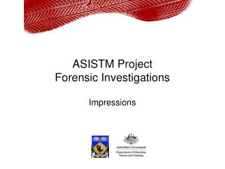ASISTM Project Forensic Investigations