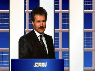 Jeopardy start