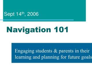 Sept 14 th , 2006