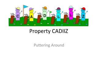 Property CADIIZ
