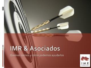IMR & Asociados
