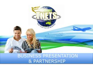 BUSINESS PRESENTATION & PARTNERSHIP