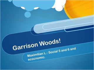 Garrison Woods !