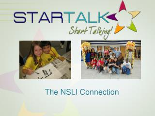 The NSLI Connection