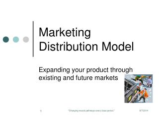 Marketing Distribution Model
