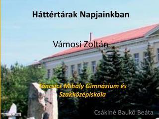 Vámosi Zoltán