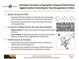 Spatio-temporal HAC