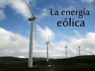 La energ�a