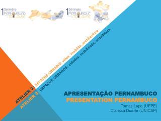 ATELIER 3 | ESPACES URBAINS:  villes ,  mobilité , architecture