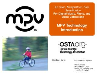 An Open, Multiplatform, Free Specification For Digital Music, Photo, and Video Collections --