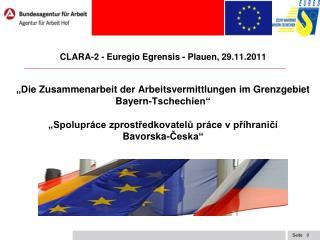 Grenzüberschreitende EURES-Partnerschaften