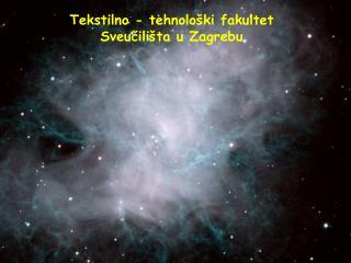 Tekstilno - tehnološki fakultet Sveučilišta u Zagrebu
