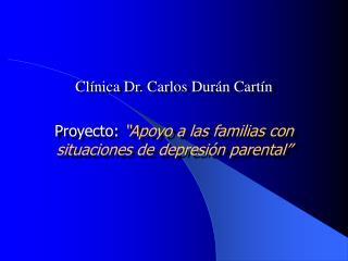 Clínica Dr. Carlos Durán Cartín