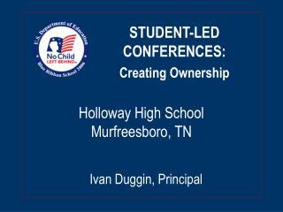 Holloway High School Murfreesboro, TN