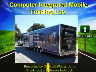 Computer Integrated Mobile Training Lab