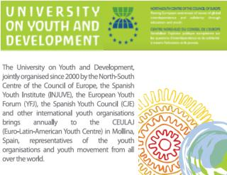 10 Anniversary �Celebrating Global  Youth Work� 13 to 20 September 2009