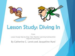 Lesson Study: Diving In