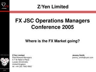Z/Yen Limited
