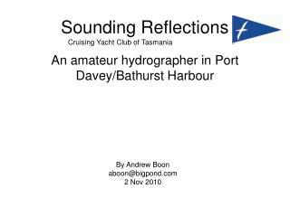 Sounding Reflections
