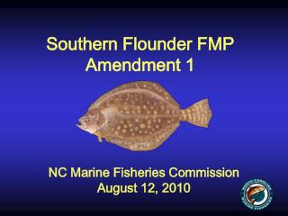 Southern Flounder FMP Amendment 1