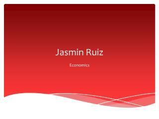 Jasmin Ruiz
