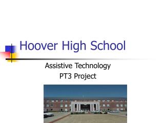 Hoover High School