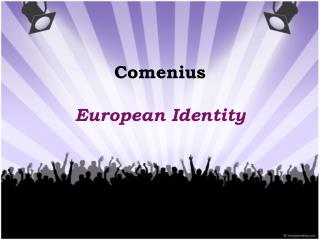 Comenius European Identity